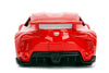 JADA 1/64 JDM Tuners - Toyota FT-1 Concept Glossy Red