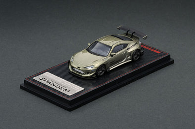 Ignition Models 1/64  PANDEM TOYOTA 86 V3 Green Metallic - IG1754