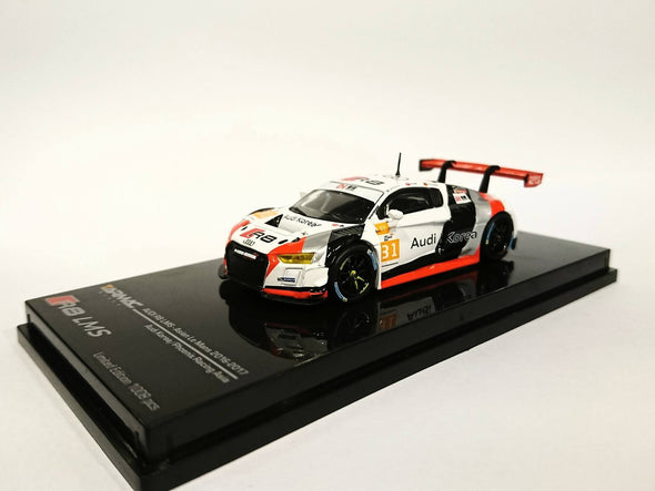 *Limit to ONE per person* Tarmac Works Hobby64 Audi R8 LMS Asian Le Mans Series '16-'17