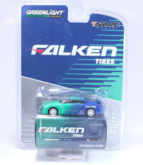 * Limit to FIVE per person *  Tarmac Works x GreenLight 1/64 Nissan GT-R R35 FALKEN - #TG51132