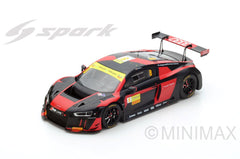Spark 1/18 Audi R8 LMS No.8 Winner Macau GT World Cup 2016 - Laurens Vanthoor #18MC16