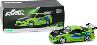 GreenLight 1/18 Artisan Collection - The Fast and the Furious (2001) - 1995 Mitsubishi Eclipse - #19039