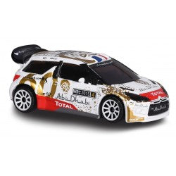 Majorette Racing Single Pack  - Citroen DS3 WRC 2015 S. Loeb