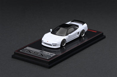 IGNITION MODELS 1/64 Honda NSX (NA1) White - IG1941