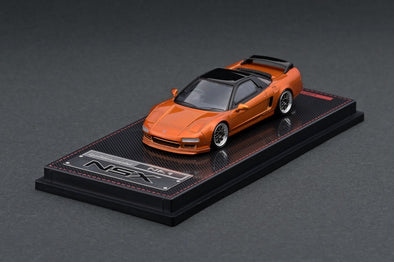 IGNITION MODELS 1/64 Honda NSX (NA1) Orange Metallic - IG1942