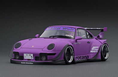 Ignition Models 1/43 RWB 993 MATTE PURPLE - IG2174