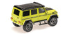 Minichamps 1/43 BRABUS 4×4² AUF BASIS MERCEDES-BENZ G 500 4×4² 2016 – YELLOW - 437032464