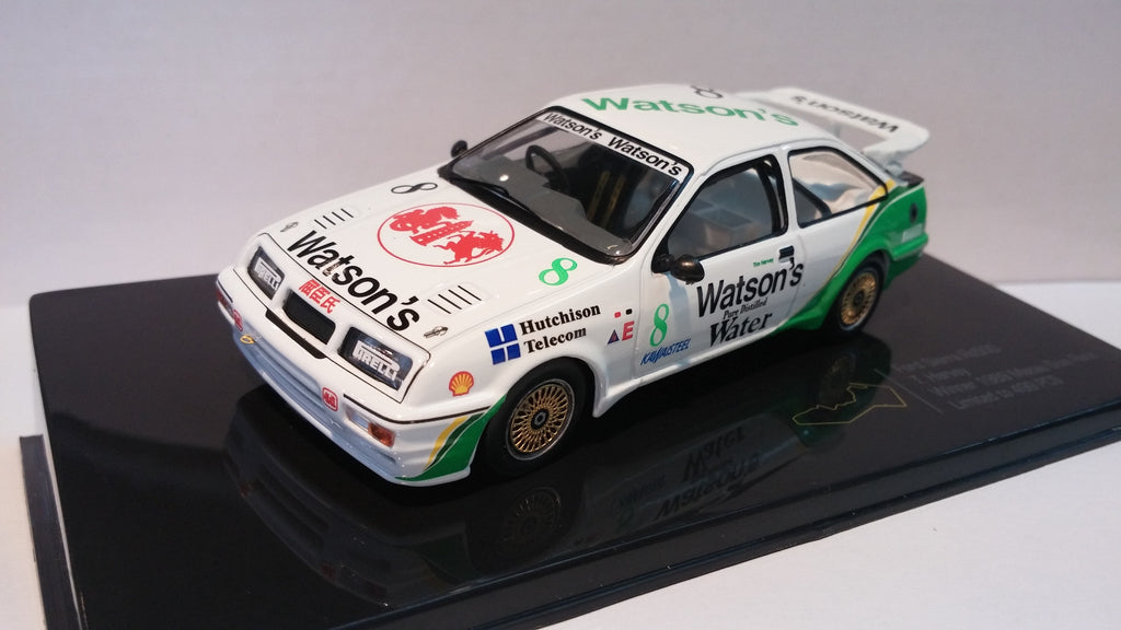 Premium X 1/43 Ford Sierra RS500 #8 1989 Guia Race Winner - Tim Harvey - Macau Grand Prix Collection