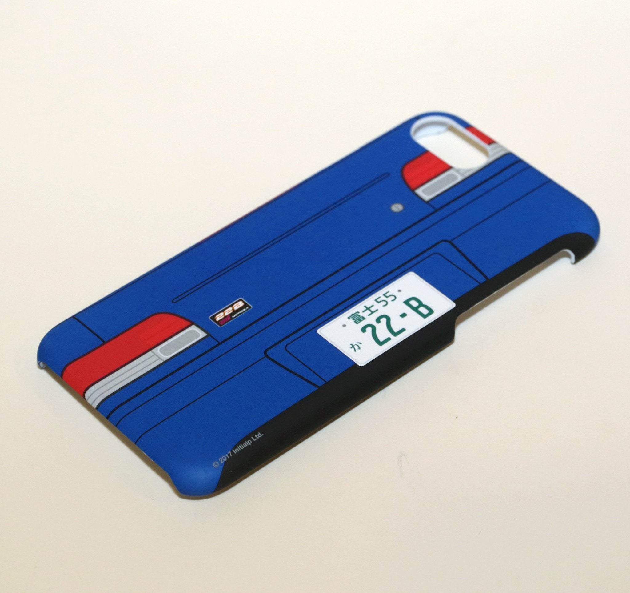 best sneakers e1975 692a1 INITIAL P - JDM Collection 22B iPhone 7 PLUS Case – Daboxtoys Model ...