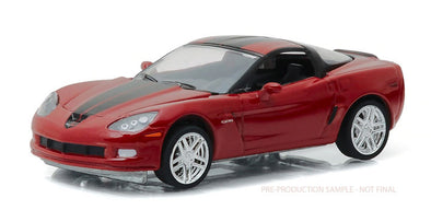 GreenLight 1/64 General Motors Collection Series 1 - 2012 Chevy Corvette Z06 Solid Pack - #27870-A