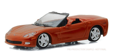 GreenLight 1/64 General Motors Collection Series 1 - 2012 Chevy Corvette Convertible Solid Pack- #27870-C