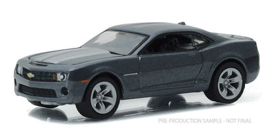 GreenLight 1/64 General Motors Collection Series 1 - 2012 Chevy Camaro SS Solid Pack- #27870-D