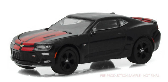 GreenLight 1/64 General Motors Collection Series 1 - 2016 Chevy Camaro SS Solid Pack - #27870-E