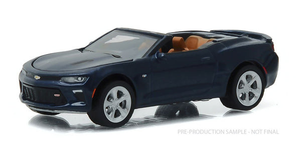 GreenLight 1/64 General Motors Collection Series 1 - 2016 Chevy Camaro Convertible Solid Pack - #27870-F