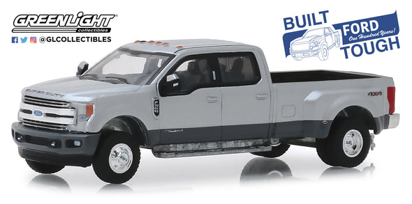 GreenLight 1/64 Anniversary Collection Series 7 - 2019 Ford F-350 Lariat Ford Trucks 100 Years Solid Pack - #27970-F