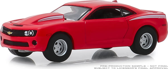 GreenLight 1/64 Anniversary Collection Series 8 - 2012 Chevy COPO Camaro Turns 50 Solid Pack - #27980-D