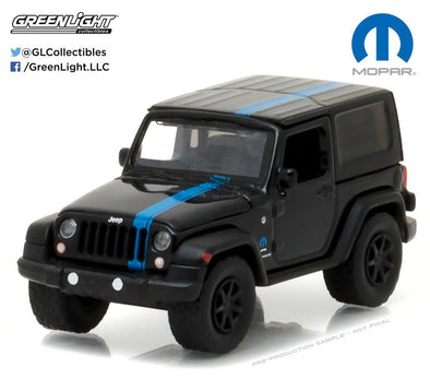GreenLight 1/64 2010 Jeep Wrangler MOPAR Edition (Hobby Exclusive)  #29886