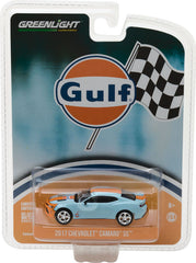GreenLight 1/64 2017 Chevy Camaro Gulf Oil #29908