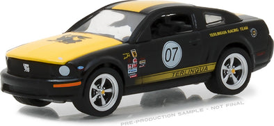 GreenLight 1/64 2008 Ford Mustang Terlingua Racing Team #07 (Hobby Exclusive)  #29919