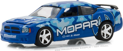 GreenLight 1/64 2008 Dodge Charger SRT8 MOPAR Edition (Hobby Exclusive) #29961