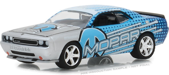 GreenLight 1/64 2009 Dodge Challenger MOPAR Edition (Hobby Exclusive) #29962