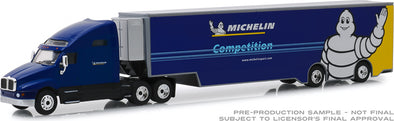 GreenLight 1/64 Kenworth T2000 Michelin Sport Michelin Competition Transporter (Hobby Exclusive) - #30055