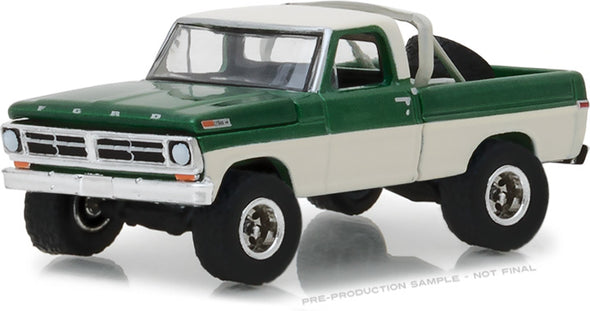 GreenLight 1/64 All-Terrain Series 7 - 1971 Ford F-100 Solid Pack - #35110-B