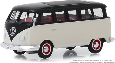 GreenLight 1/64 Barrett-Jackson 'Scottsdale Edition' Series 4 - 1965 Volkswagen Type II 21-Window Deluxe Bus (Lot #1315) #37180-B