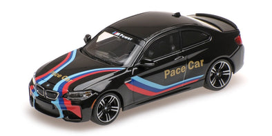 Minichamps 1/43 BMW M2 – 2016 –  Pace car #410026102