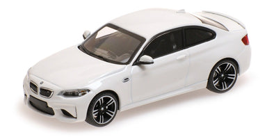 Minichamps 1/43 BMW M2 – 2016 – White #410026104