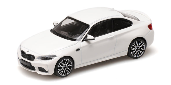 Minichamps 1/43 BMW M2 COMPETITION - 2019 - WHITE #410026200