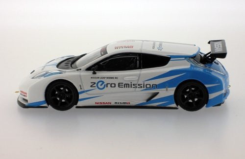 J Collection 1/43 NISSAN LEAF Nismo RC (Racing Competition) 2011 White - JC240