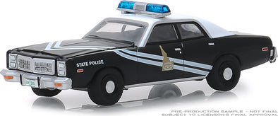 GreenLight 1/64 Hot Pursuit Series 31 - 1978 Dodge Monaco - Idaho State Police Solid Pack #42880-C
