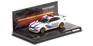 Minichamps 1/43 BMW M2 – MOTOGP SAFETY CAR – 2016 - 436026100