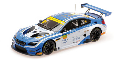 Minichamps 1/43 BMW M6 GT3 – FIRST TEAM AAI – WITTMANN – MACAU GT CUP – FIA GT WORLD CUP 2017  - 437172691