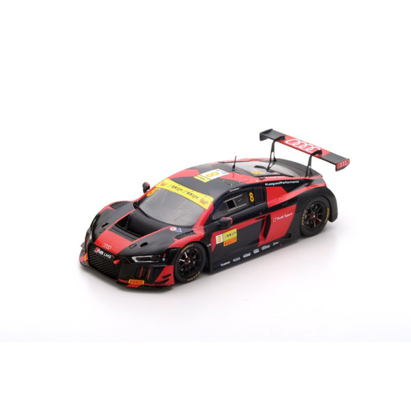 Spark 1/43 Audi R8 LMS n.8 Winner Macau GT World Cup 2016 - Laurens Vanthoor - 43MC16