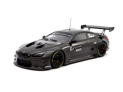 Tarmac Works x Minichamps Special Edition BMW M6 GT3 - BMW Team Schnitzer – A. Farfus  – MACAU GT CUP – FIA GT WORLD CUP 2017 4th