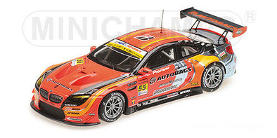 Minichamps 1/43 BMW M6 GT3 – TEAM ARTA – TAKAGI/WALKINSHAW – SUPER GT SERIES 2017 – FUJI - 447172655