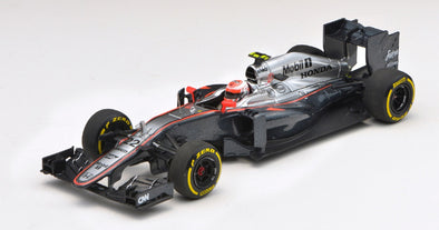 Ebbro 1/43 McLaren Honda MP4-30 2015 Early Season Version No.22 Jenson Button #45325