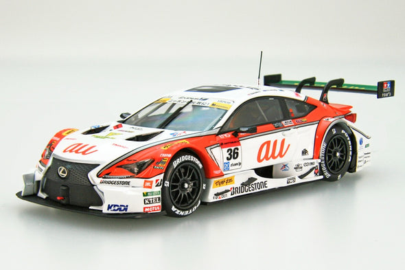 Ebbro 1/43  	au TOM'S RC F SUPER GT GT500 2016 Rd.2 Fuji No.36  #45454