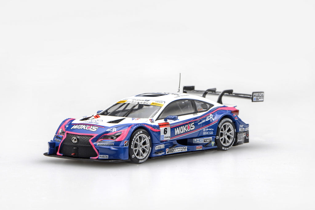 Ebbro 1/43 WAKO'S 4CR RC F SUPER GT GT500 2016 Rd.2 Fuji No.6 #45457
