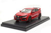 Ebbro 1/43 Honda CIVIC TYPE R 2017 (Flame Red) #45574
