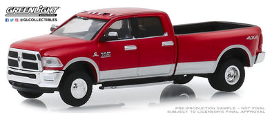 GreenLight 1/64 Dually Drivers Series 2 - 2018 Ram 3500 Dually - Harvest Edition Solid Pack #46020-D