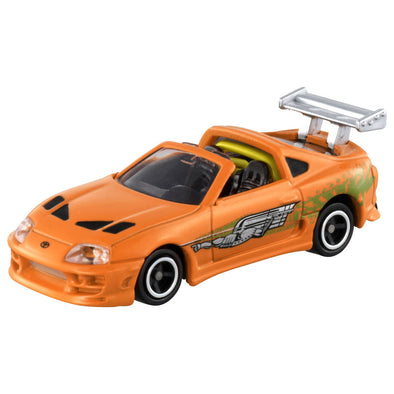 Dream Tomica - No. 148 The Fast and the Furious Toyota Supra