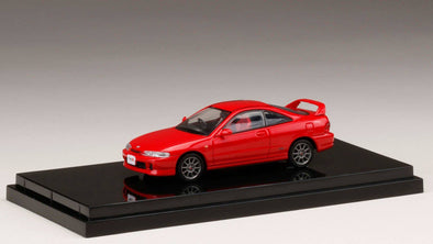 Hobby Japan 1/64  Honda Integra Type R (DC2) Milano Red - HJ641002AR