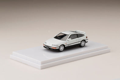 Hobby Japan 1/64  HondaCR-X SiR (EF8) White - HJ641005W