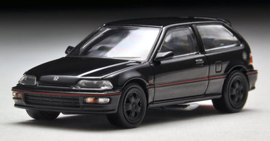 Tomica Limited Vintage Neo 1/64 Honda Civic SiR II EF9 Group A Black (Hong Kong Exclusive)