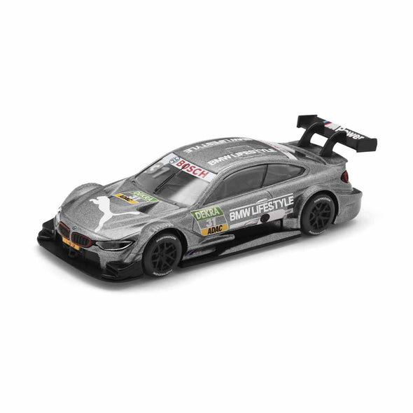 BMW 1/64 M4 DTM 2015 #31 Puma BMW Team RBM – Tom Blomqvist – BMW Dealer Edition