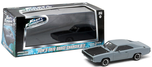 GreenLight 1/43 Fast & Furious - Fast and Furious (2009) - Dom's 1970 Dodge Charger  #86217