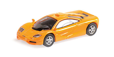 Minichamps 1/87 MCLAREN F1 ROADCAR – ORANGE - 870133821